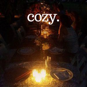 Family Style Dinner Image